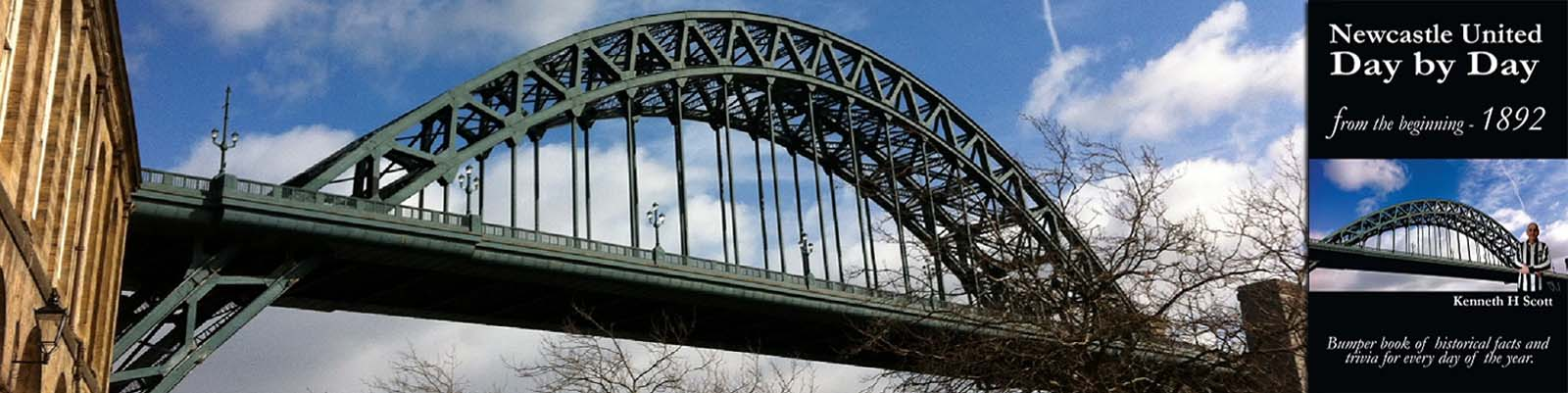 The World Famous Tyne Bridge.