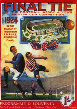 Matchday Programme : 26/04/1924